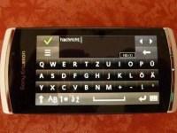 Bild - große Qwertz-Tastatur auf Display