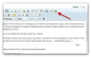 Slideshow-Button im Editor