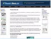 Webseite Thumb-Shots.de