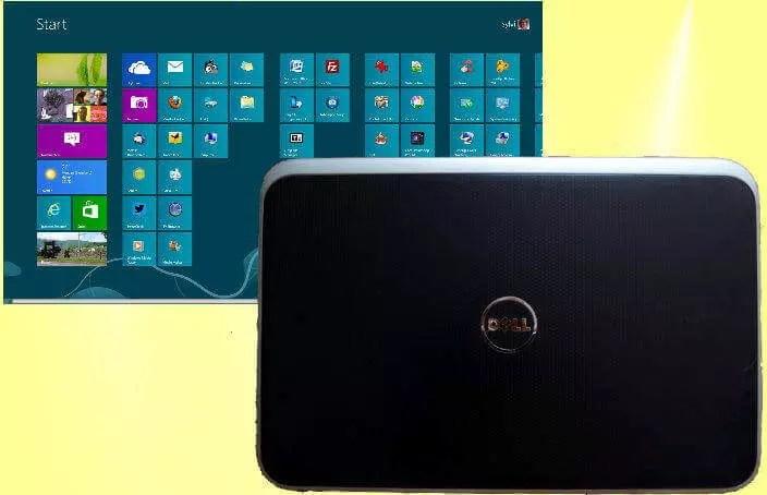 DELL Inspiron und Windows 8