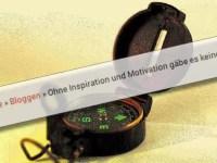 Navigation im Blog