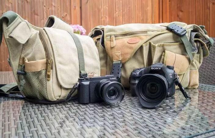 Für jede Kamera die passende Tasche