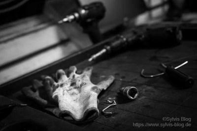 Werkzeugtisch