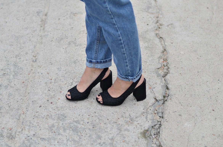 buty na słupku deichmann