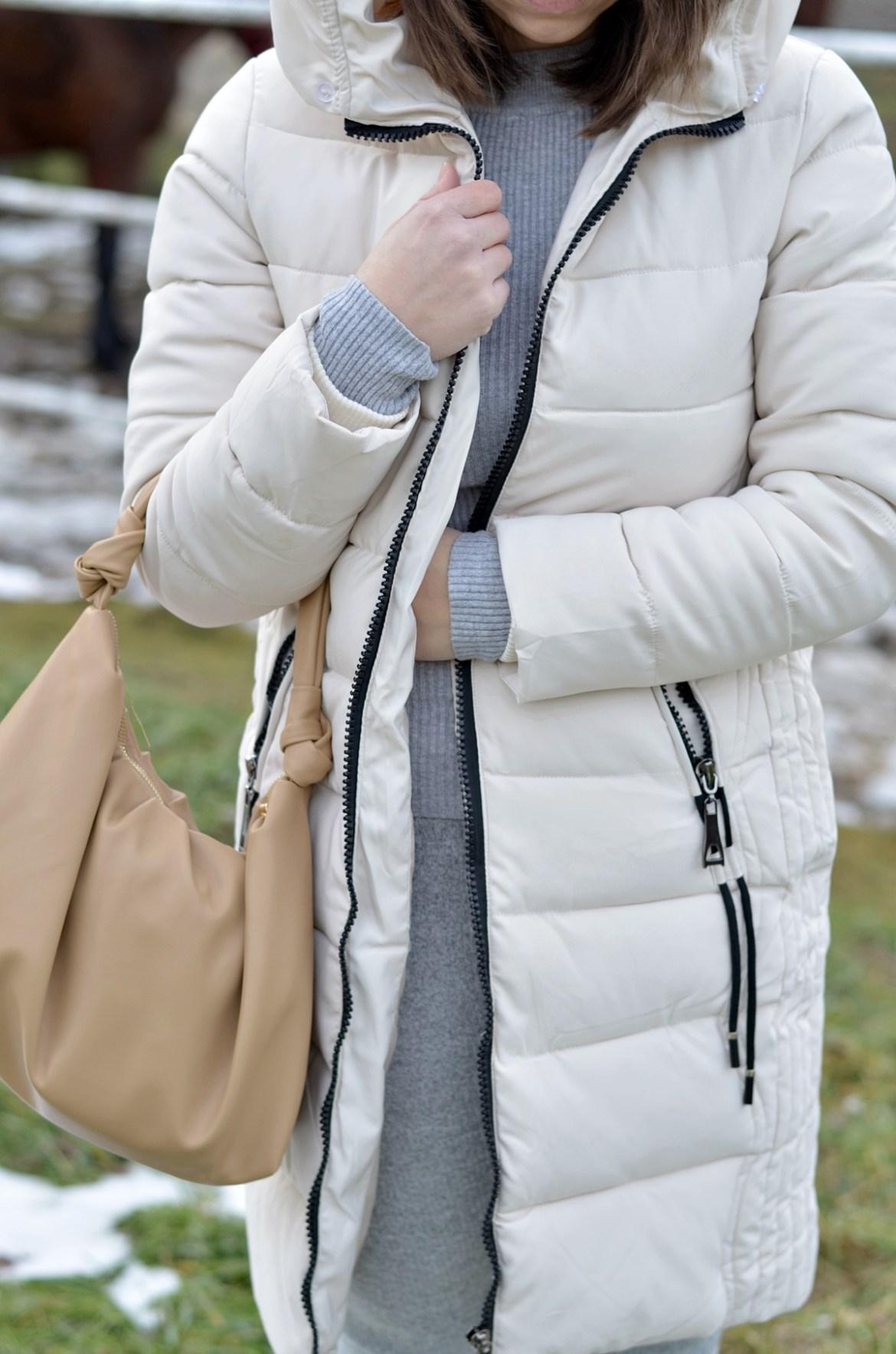 kurtka typu płaszczyk