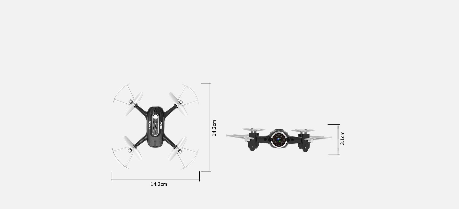 Syma X22w Fpv Drone Hobby Shop Sydney