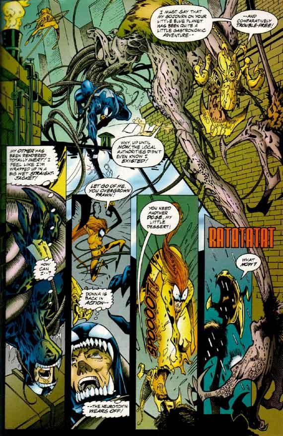 Comics Marvel Venom  The Hunted 3
