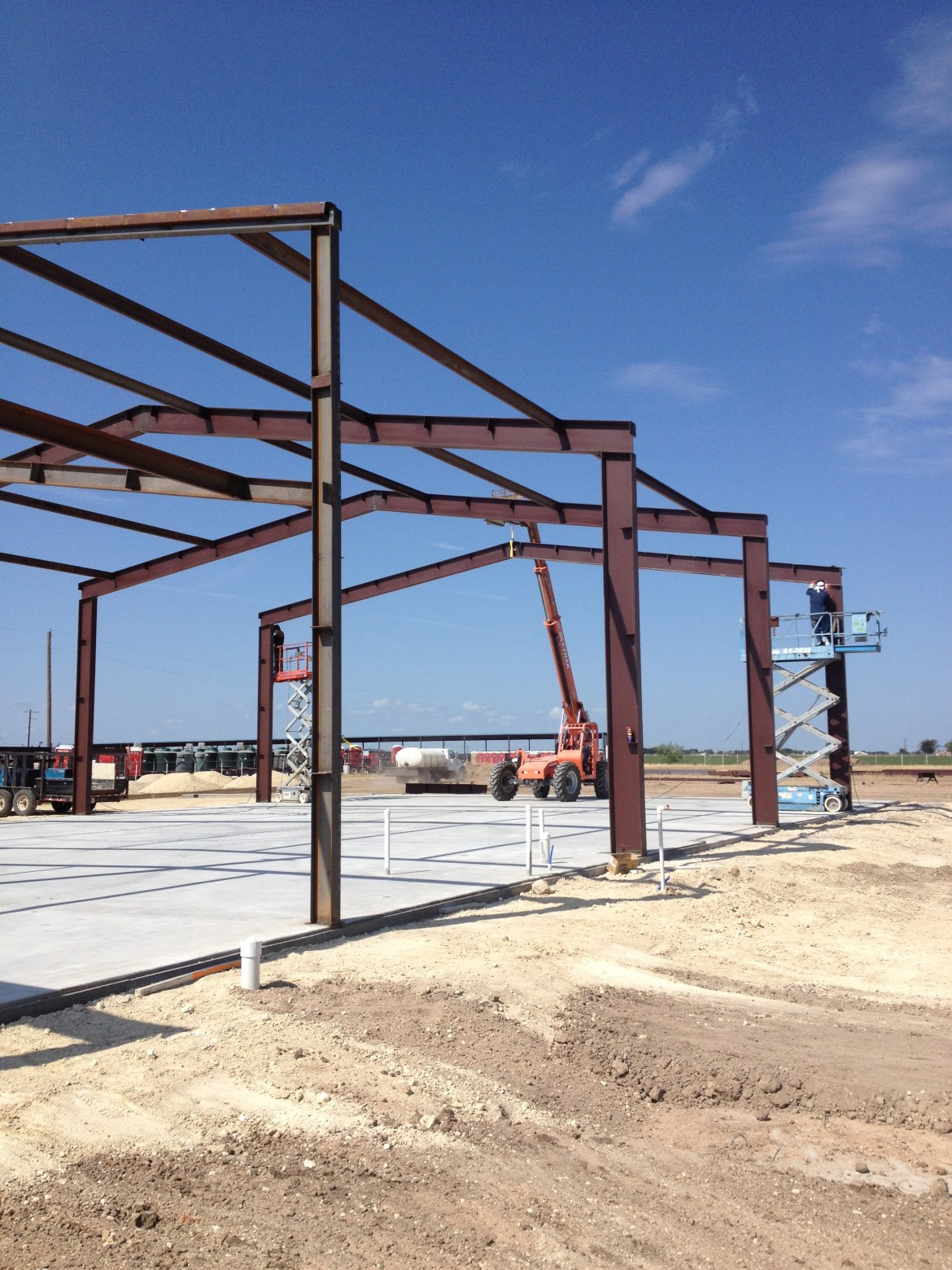 Metal Buildings and Steel Construction - San Angelo, TX