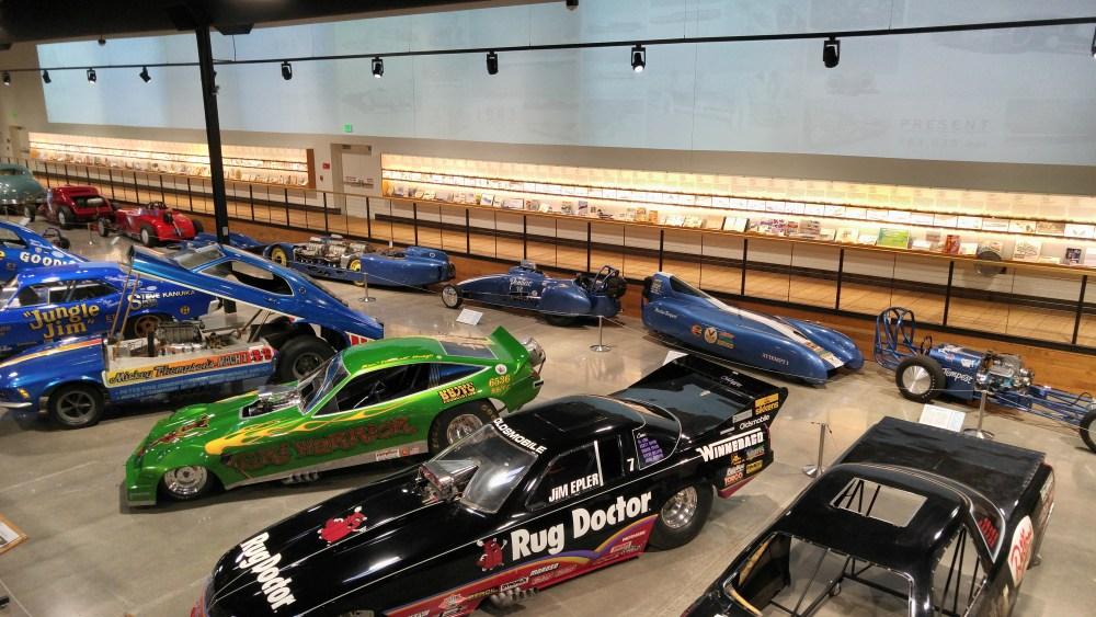World of Speed Museum