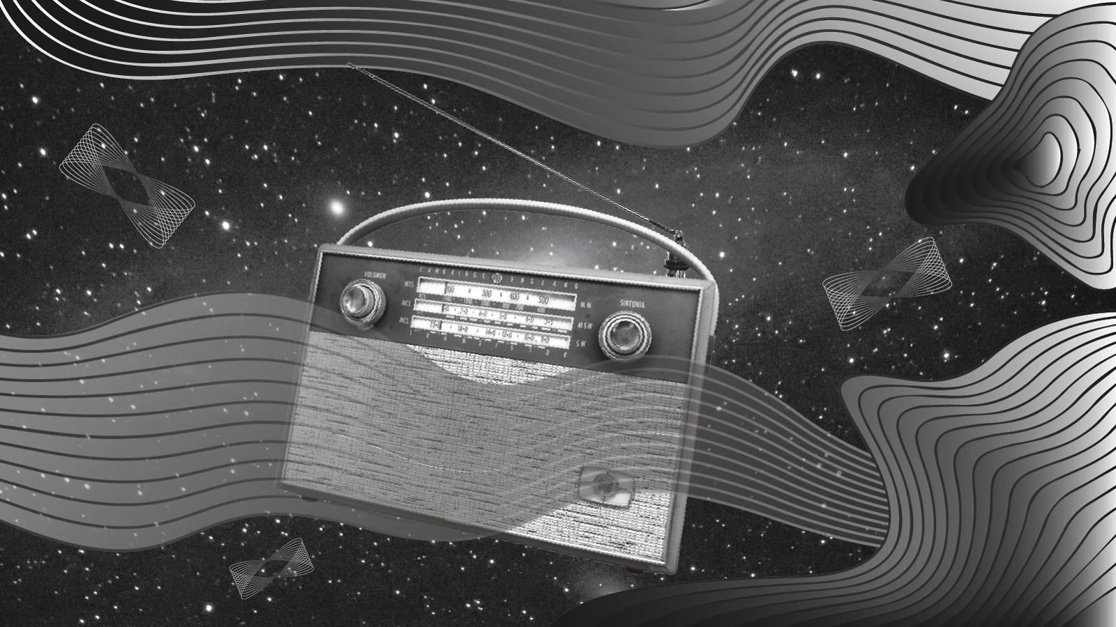 A radio for dark matter  symmetry magazine