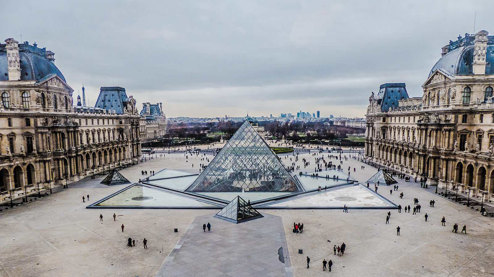 Accelerator In Louvre Symmetry Magazine