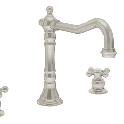 Two Handle Kitchen Faucet Suite Deals Carrington S 2650 2 Stn Symmons