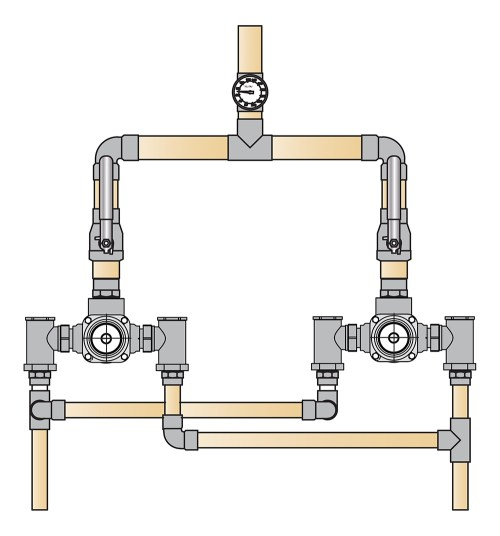 small resolution of tempcontrol hi low thermostatic mixing valve and piping system