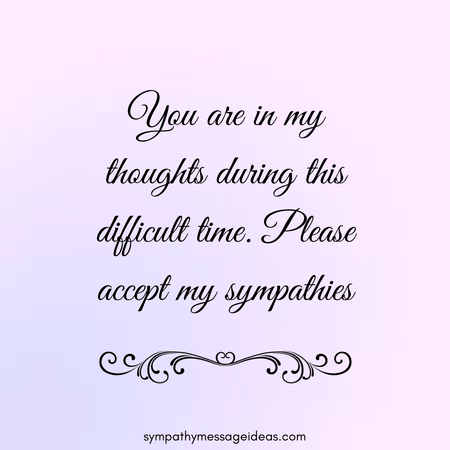 sympathy card message archives
