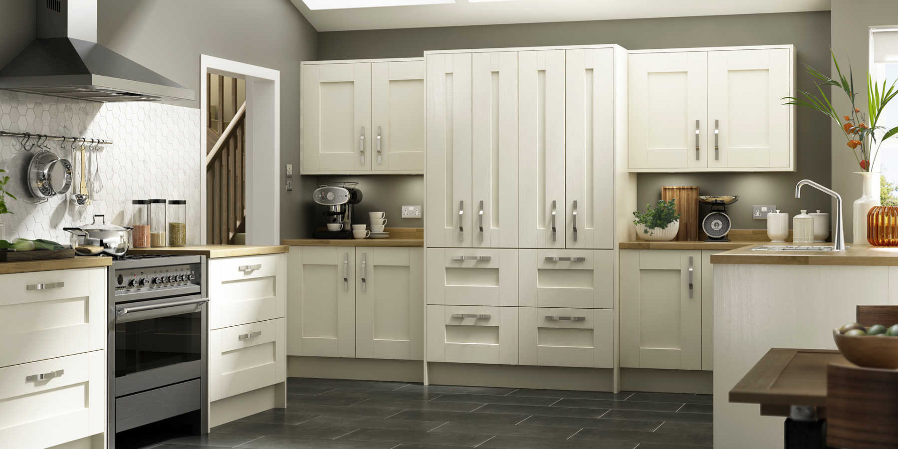 Kitchens  Austin  Gallery Koncept Milano  Symphony Group UK