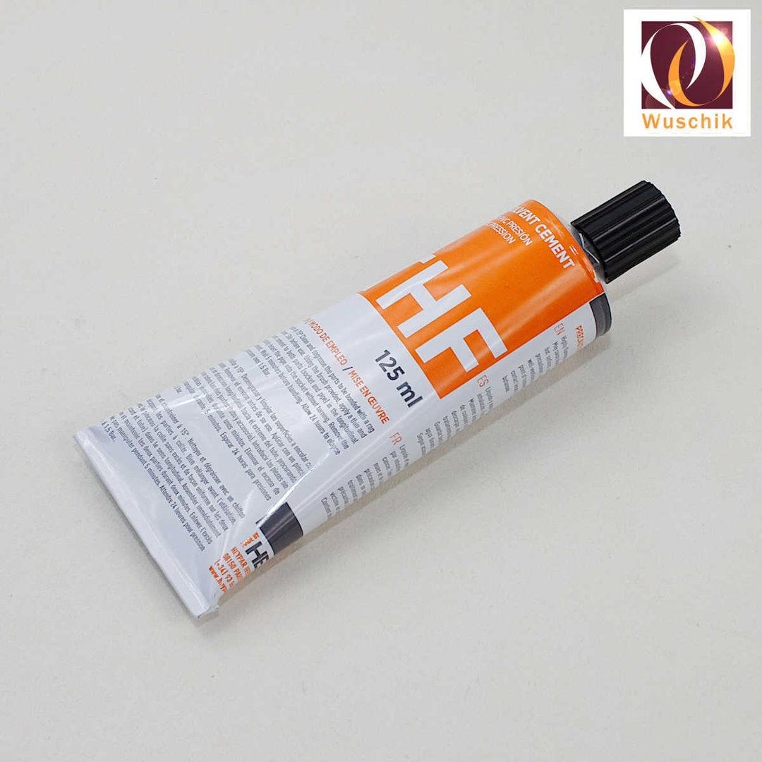 Glue 125 ml PVC + ABS adhesive cement paste favorable