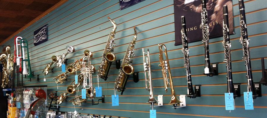 Brass Instruments Store