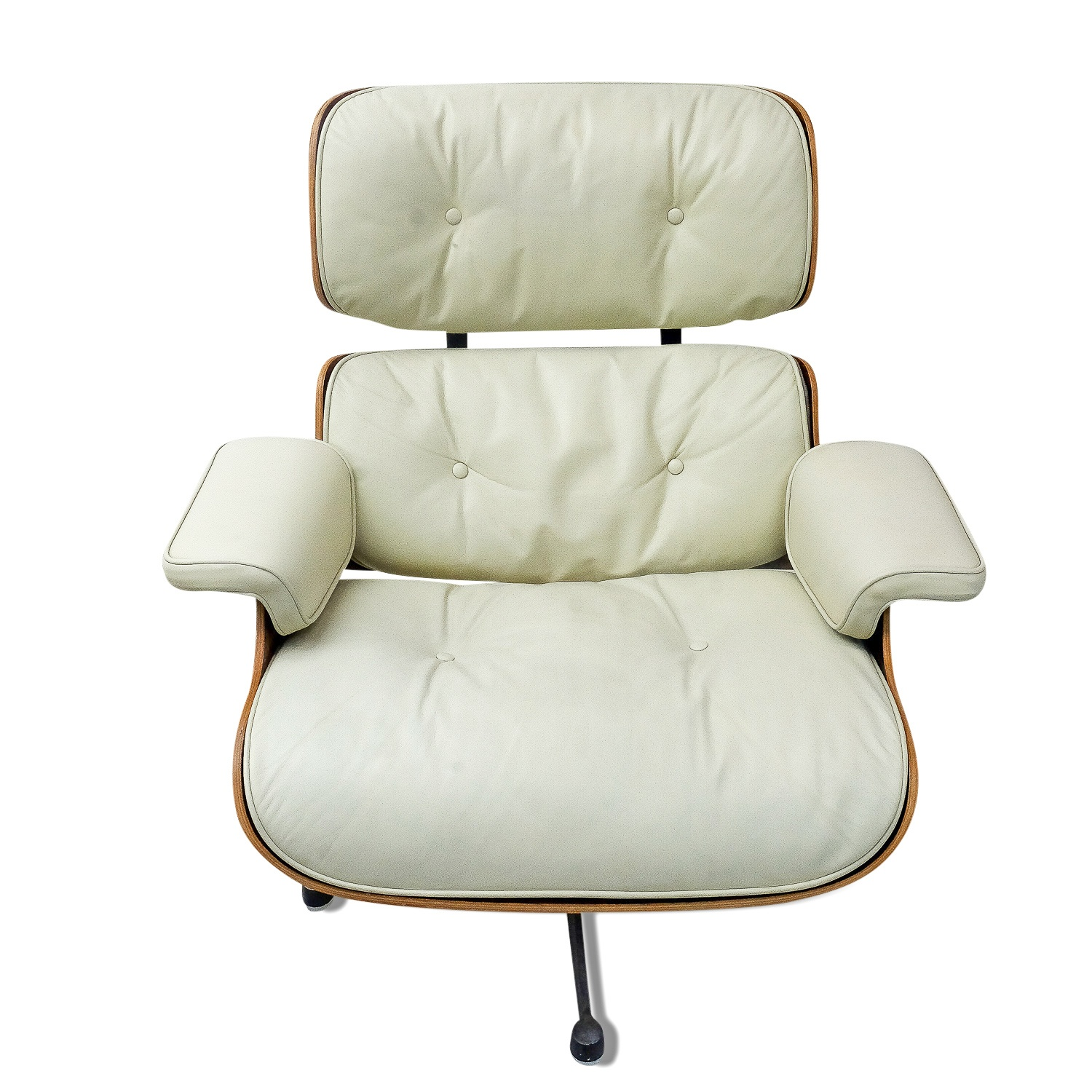 Superb Mobilier International Eames Lounge Chair Ottoman Rio Palisander Caraccident5 Cool Chair Designs And Ideas Caraccident5Info