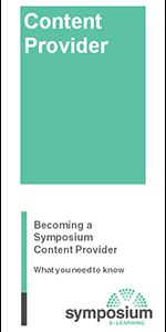 Become a Symposium Content Provider