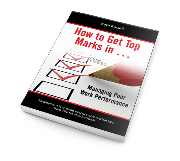 How to get top marks in... Managing Poor Work Performance