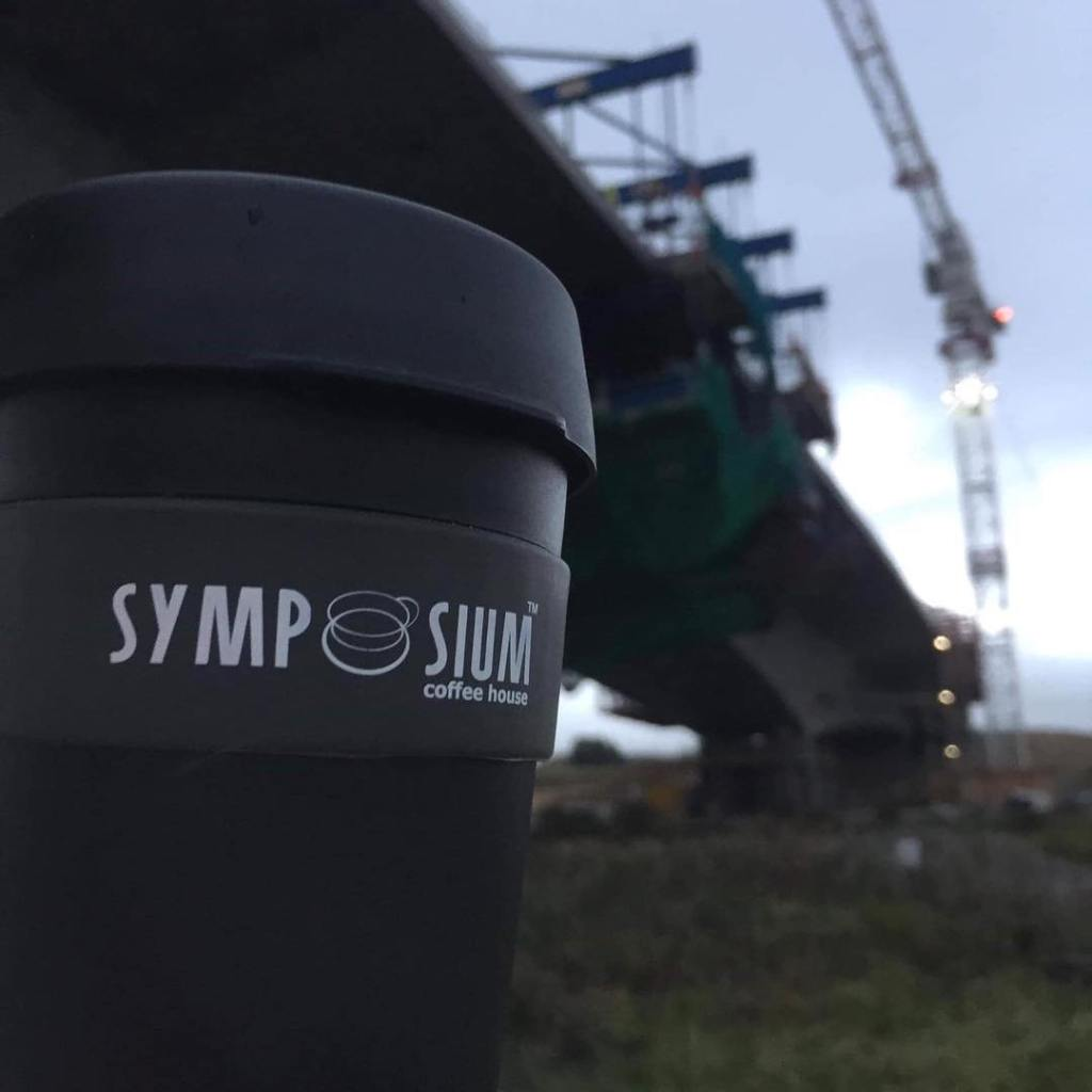 SYMPOSIUM coffee KeepCup
