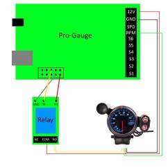 Rpm Tachometer Wiring Diagram 2002 Chevy Silverado 2500hd Radio Defi Gauge Great Installation Of 80mm 11000 Rh Symprojects Com Voltmeter