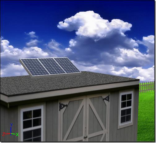 Honda Solar Panel