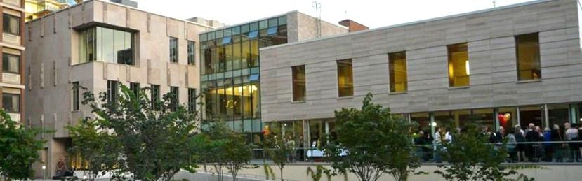University of Toronto Goldring Student Centre – Symtech
