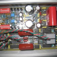 Hps Wiring Diagram With Capacitor 1970 Ford F100 Turn Signal Low Noise Design Schematics And The 2 0 Power Supply Board