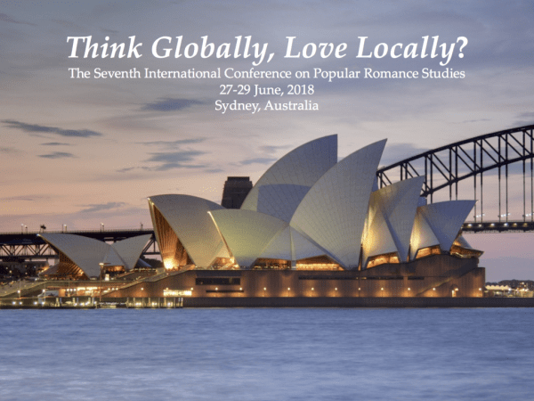 Think Globally, Love Locally? – Romance popular studies comes to Sydney