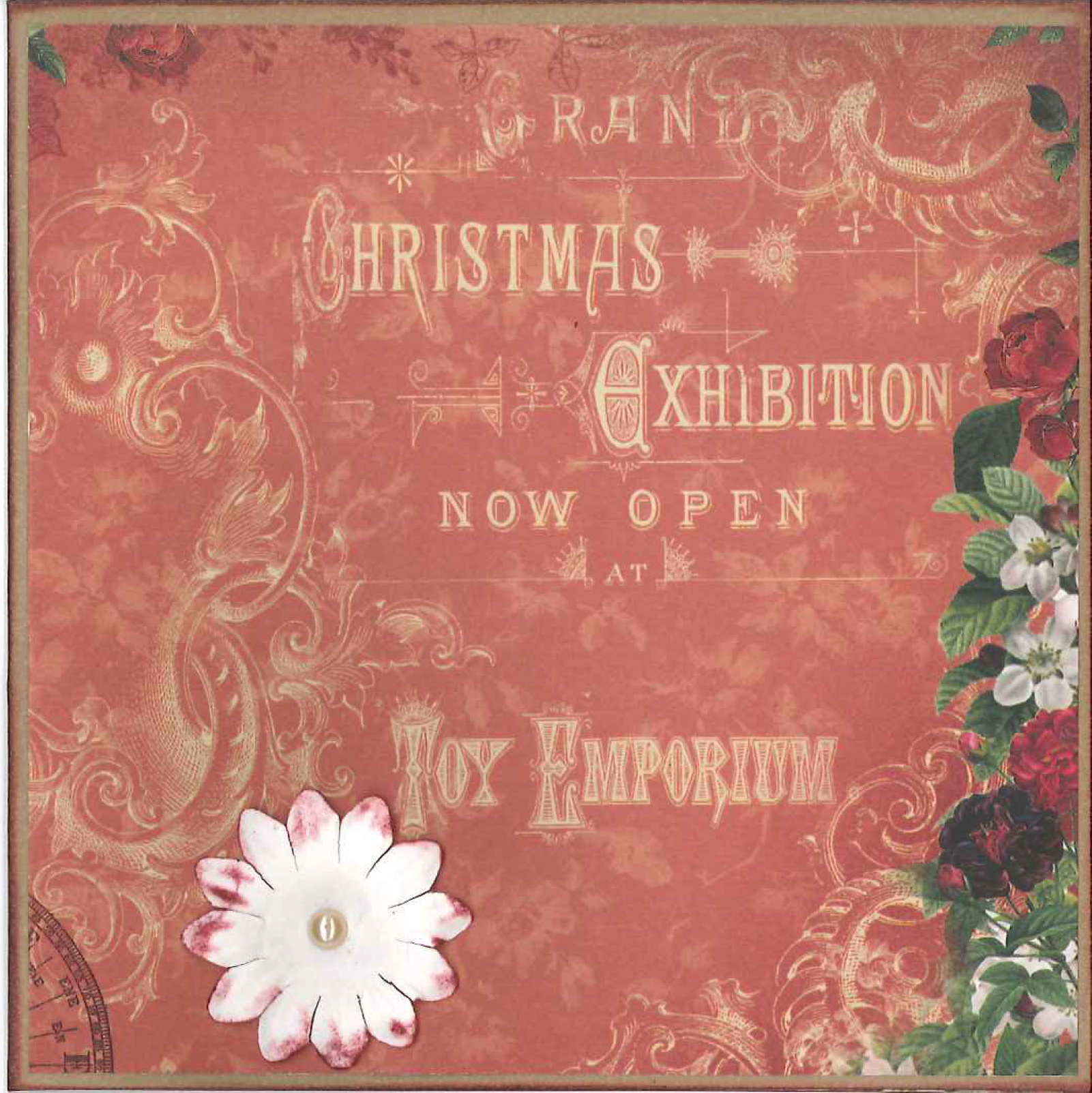 Christmas, Part 1 – Vintage