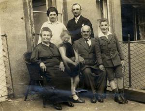 Familie Warschawski