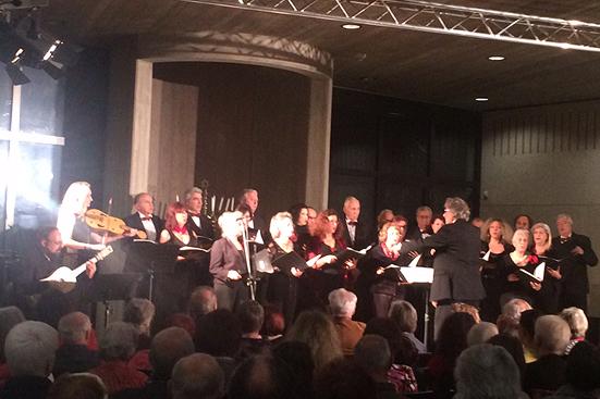 Konzert im Ariowitsch-Haus