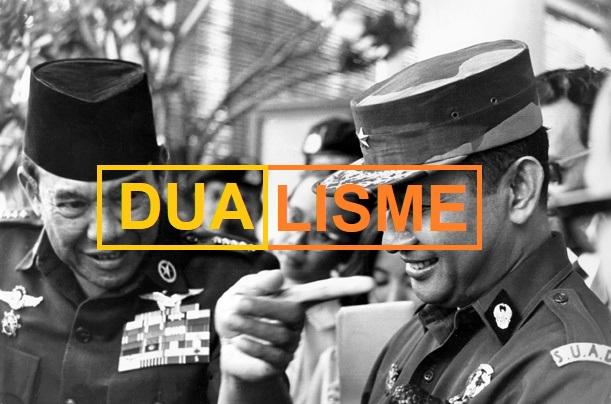 dualisme kepemimpinan nasional