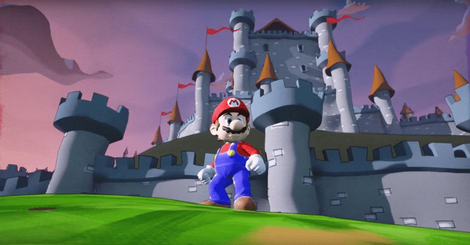 Super Mario ist Unreal