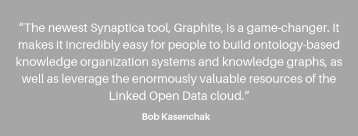 Synaptica Insights Bob Kasenchak Quote 3
