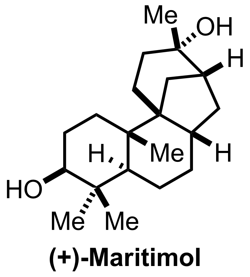 Synthesis Of Maritimol By Pierre Deslongchamps 2000
