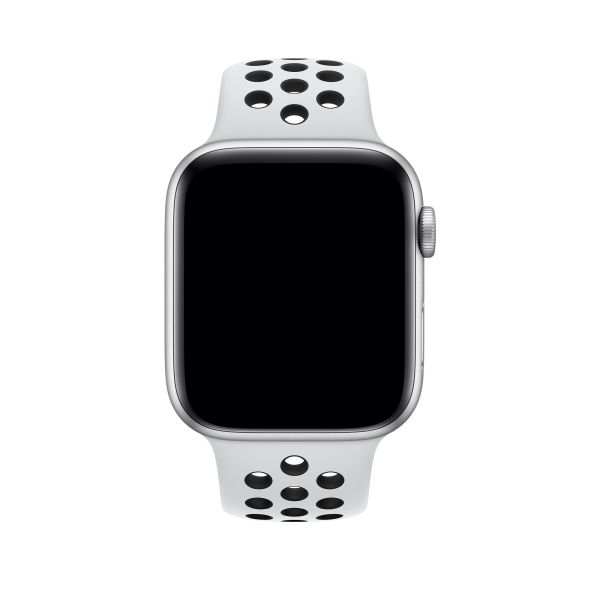 Apple Watch Nike Series 4 Silver Aluminium Case With Pure