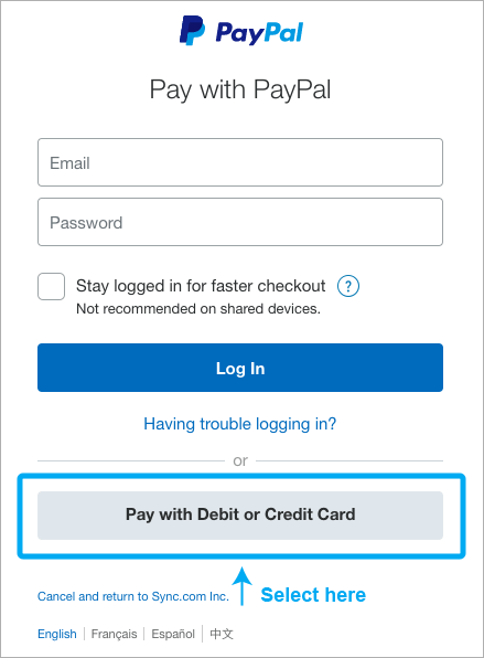 how can i pay