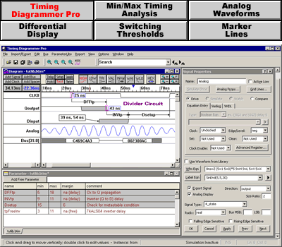 timing diagram tool wiring for ford f150 trailer lights from truck diagrammer pro software syncad com screen shot