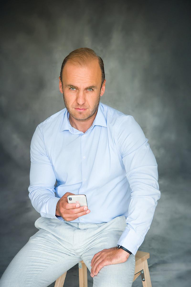 business man, akos gulyas, photo: monika deczki