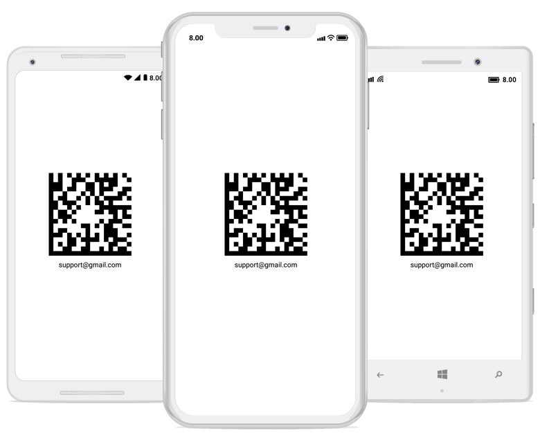 Create barcodes in Xamarin applications