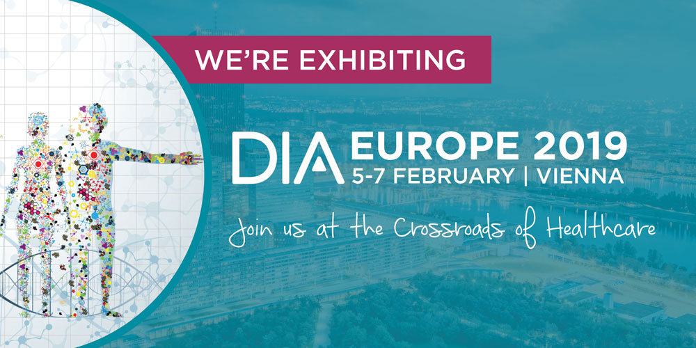 DIA Europe 2019 banner