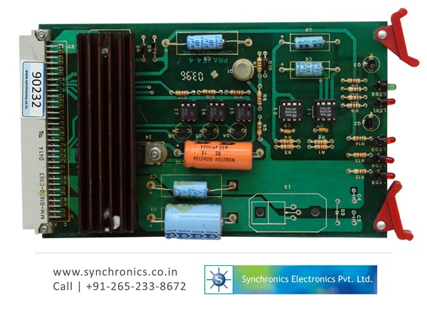 Annunciator Card By ICA Repair at Synchronics Electronics ...