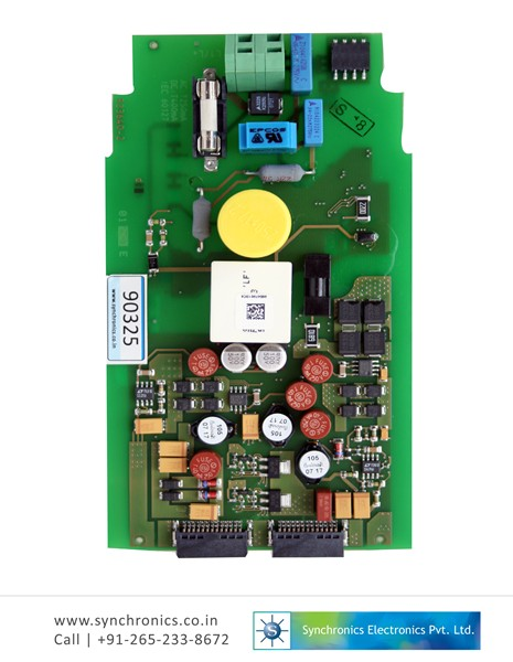 Current output card By Endress + Hauser Repair at ...
