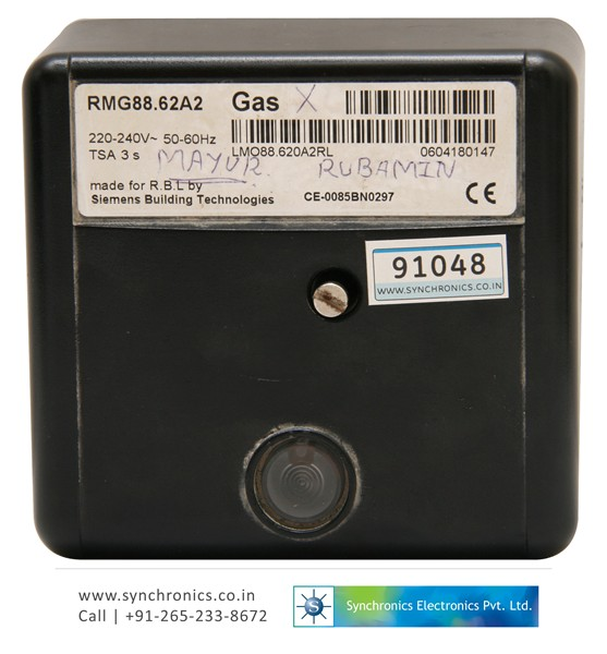 Ignition Controller RMG88.62A2 By Siemens Repair at ...