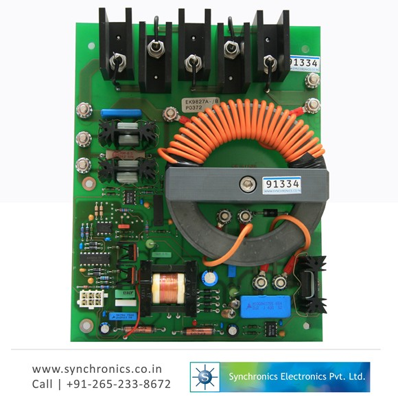 Ignition Card By Spectro Repair at Synchronics Electronics ...