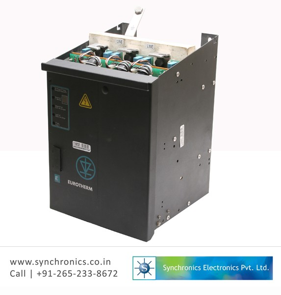 TC3001 Thyristor Module By EUROTHERM Repair at Synchronics ...