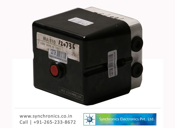 Boiler Sequence Controller MA810 By ecee Repair at ...