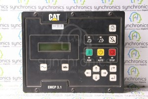 EMCP 31 32 33 GENERATOR SET CONTROL By CATERPILLAR Repair at Synchronics Electronics Pvt Ltd